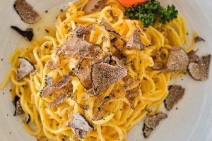receta pasta con trufa - Trufa Negra Online Vegafría